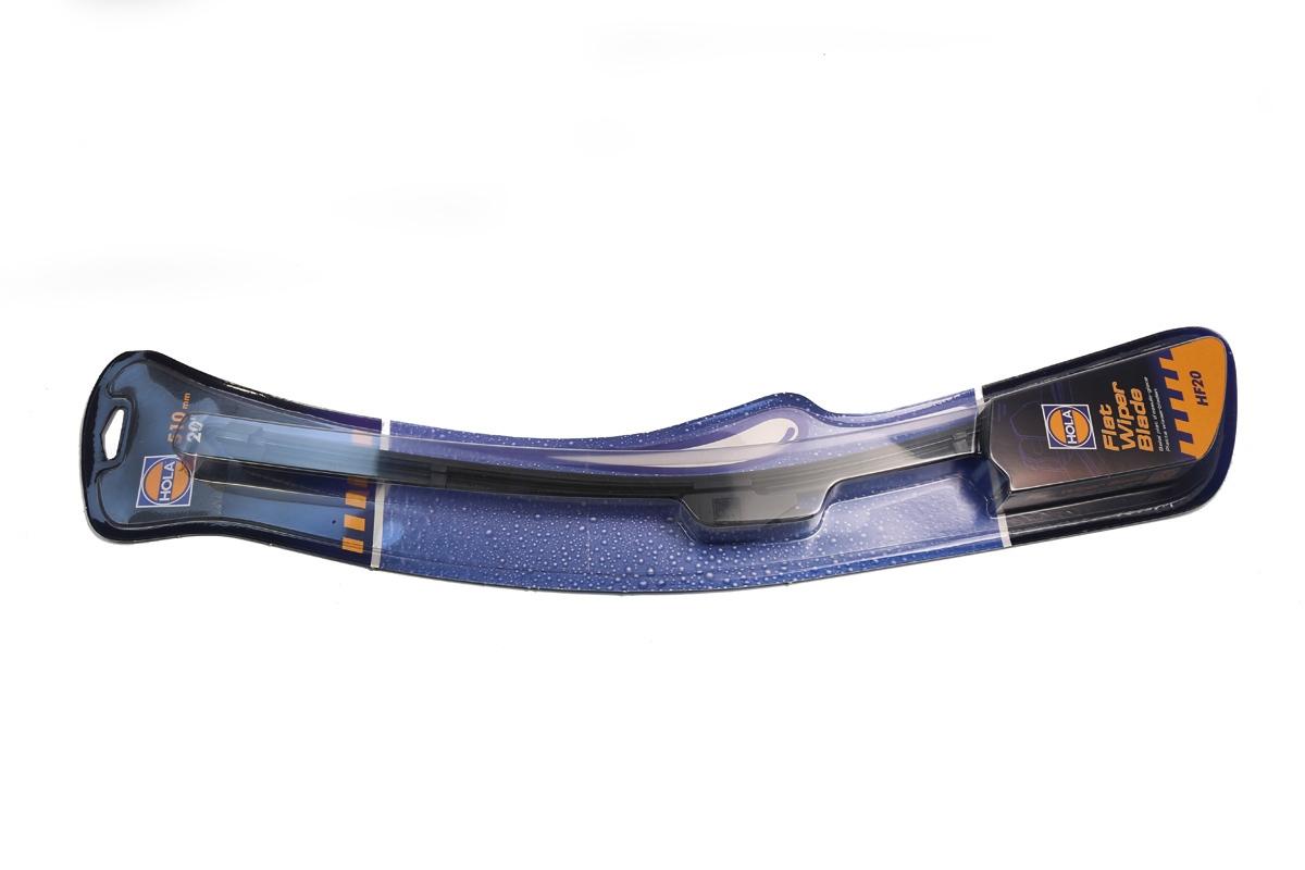 Щетка стеклоочистителя бескаркасная, HF20