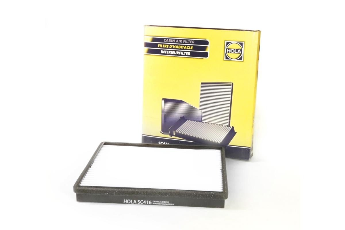 SC416, фильтр салонный, SC416