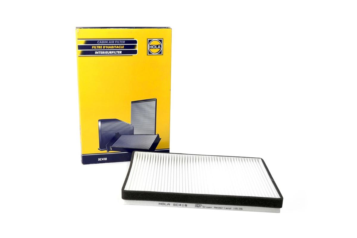 SC418, фильтр салонный, SC418