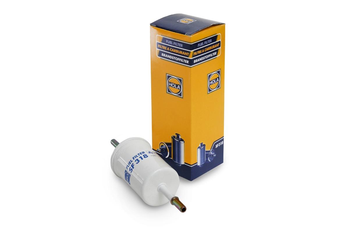 SF318, фильтр топливный, SF318