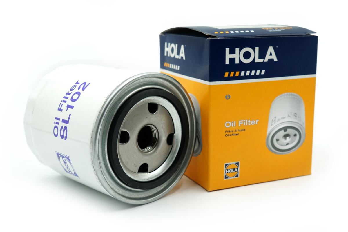 SL102, фильтр масляный, SL102