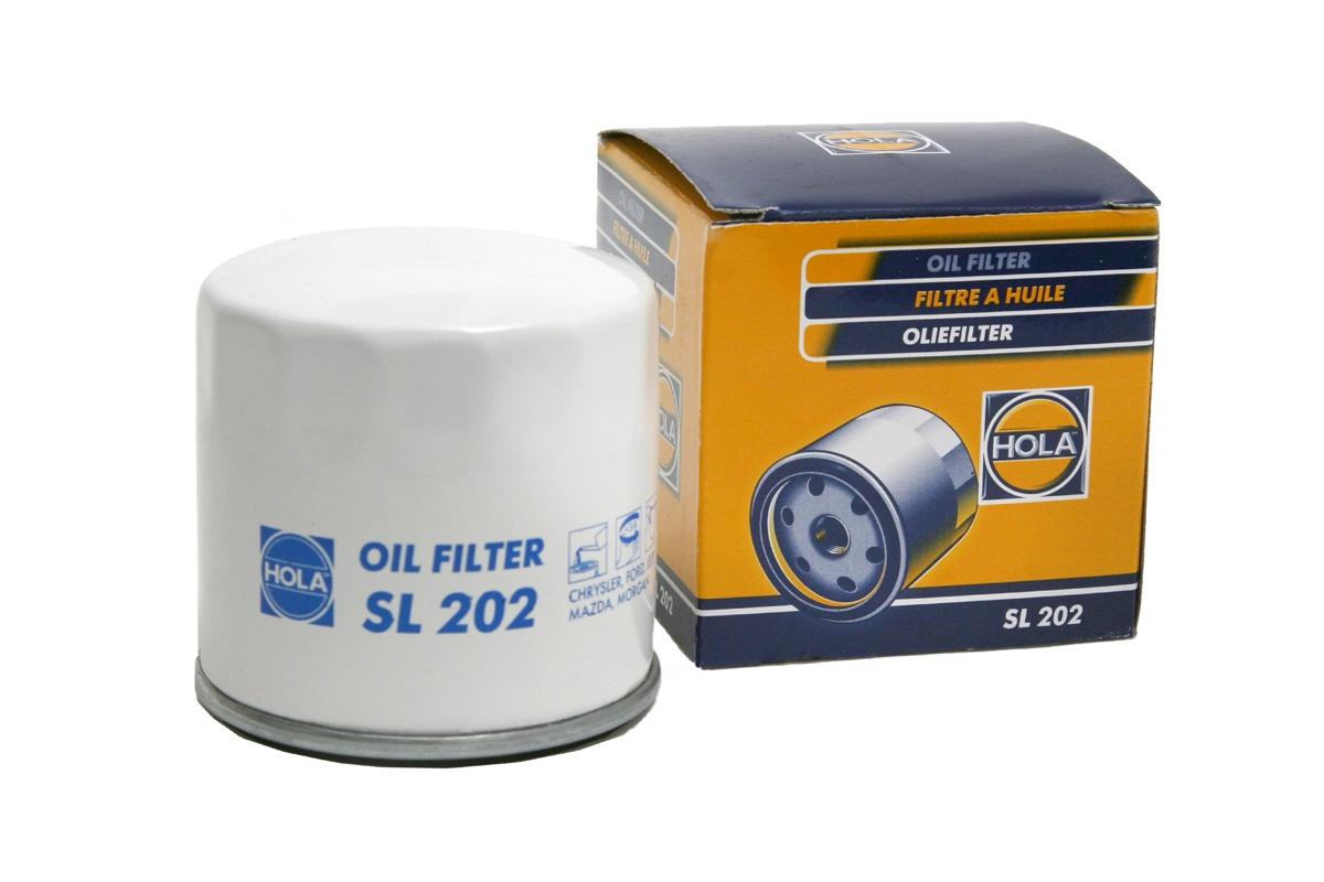 SL202, фильтр масляный, SL202