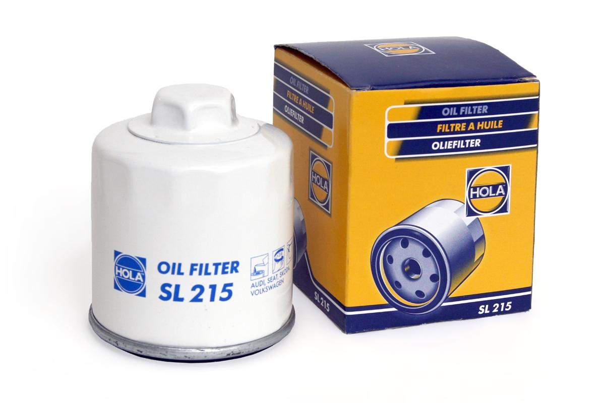 Фильтр масляный, SL215
