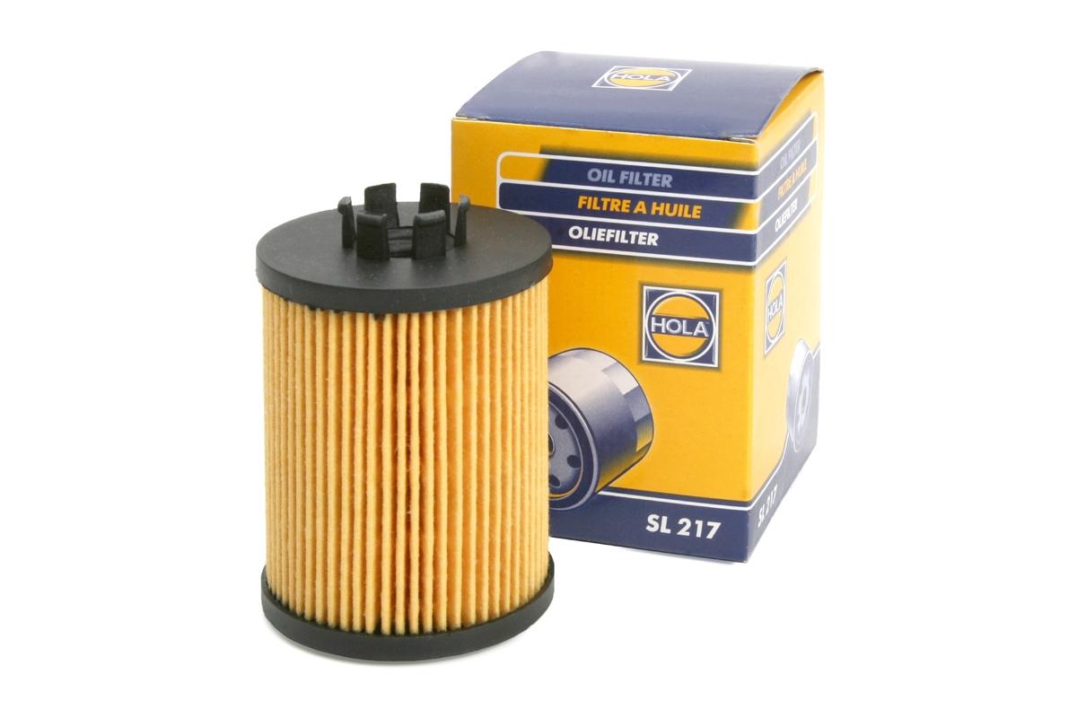 SL217, фильтр масляный, SL217