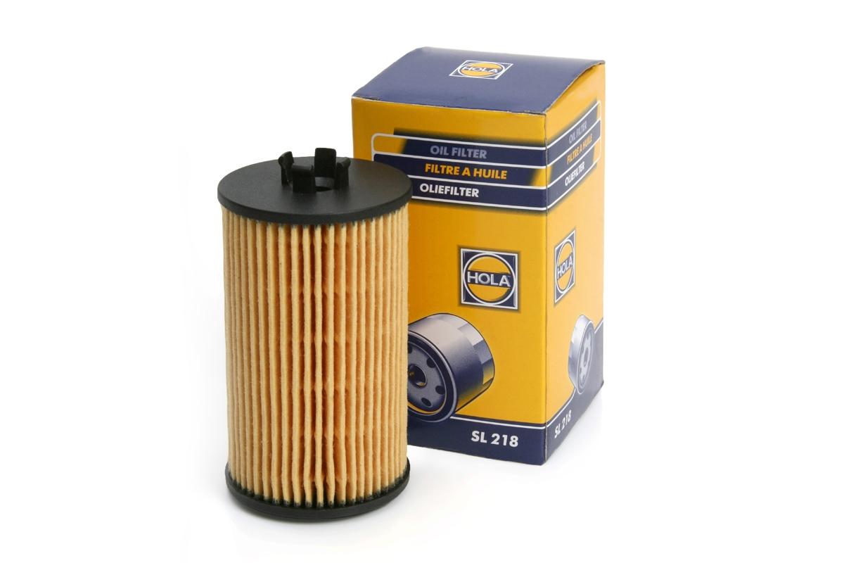 SL218, фильтр масляный, SL218